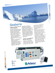 Technical sheets of Seaberia and Seaberia Pro watermakers