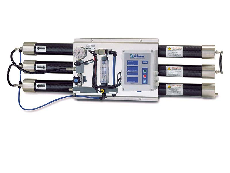 Coral ECR watermaker